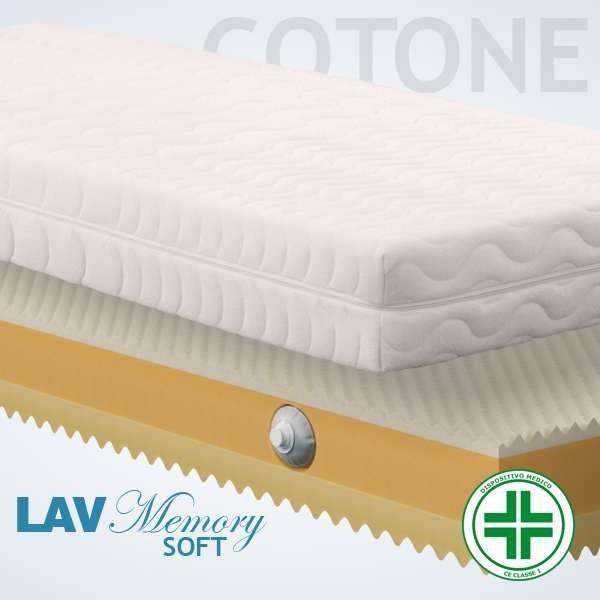 Materassi Lav Soft Cotone