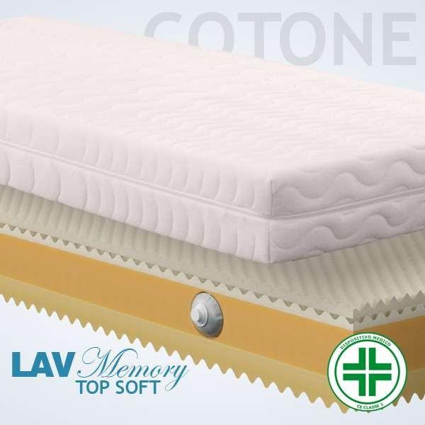 Materassi Lav Top Soft Cotone