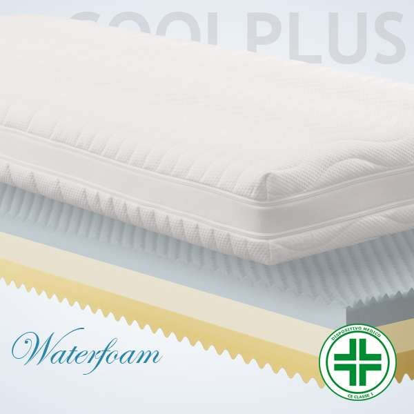 Materassi Waterfoam Cool 3d